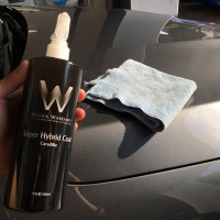 ベンツ GLC 手洗い洗車 横浜 都筑